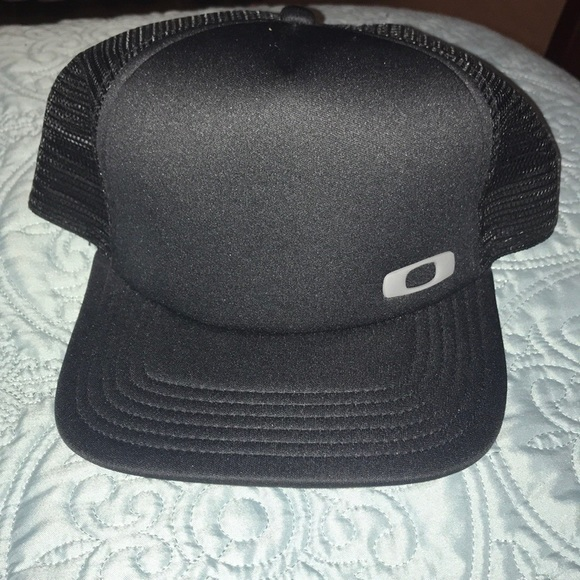 good texture hot sales top quality Oakley Accessories | Mens Black Hat | Poshmark